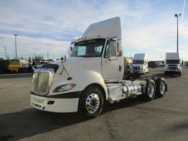 2016 international truck